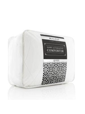 Malouf Woven™ Down Alternative Comforter - Packaging